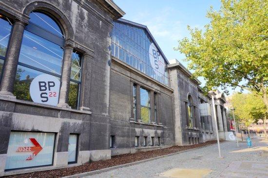 Charleroi, Bélgica: BPS22 Building © BPS22