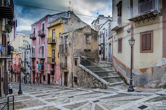 Termini Imerese, Włochy: Scalinata di Via Roma