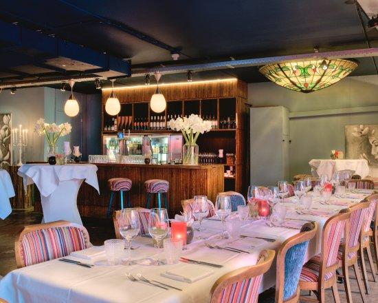 Restaurant van den Berg: privateroom beschikbaar voor  uw feest en/of bedrijfsdiner
