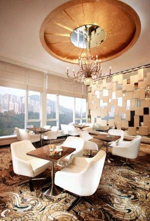 Regal Hongkong Hotel: Executive Club Lounge