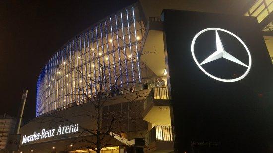 Hotels Beim Mercedes Benz Arena