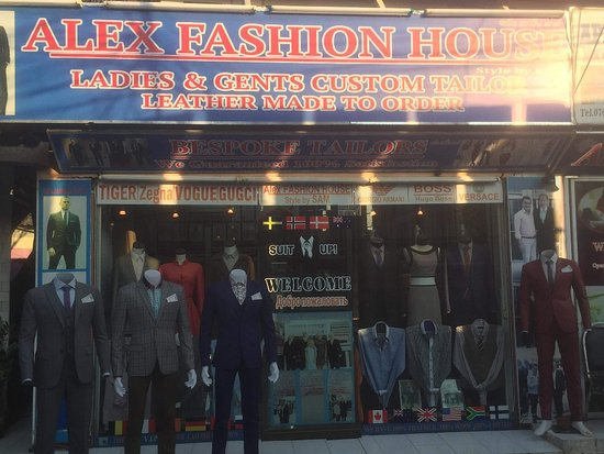Alex Fashion House