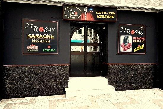 Karaoke 24 ROSAS