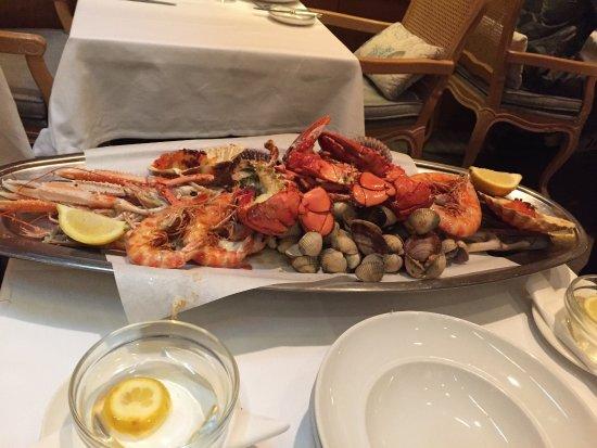 Botafumeiro: Seafoood