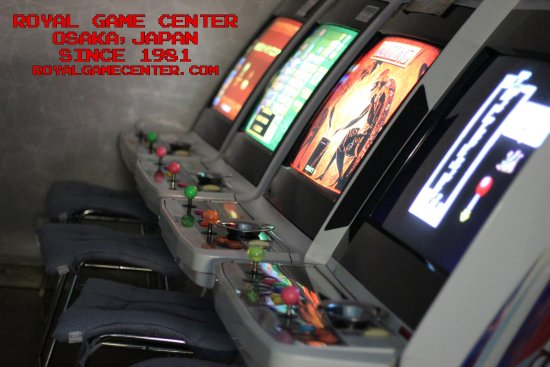 Royal Game Center