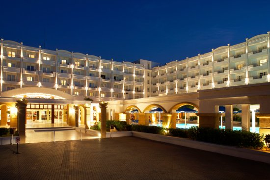Mitsis Grand Hotel Beach Hotel Photo