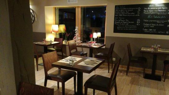 Begard, Fransa: Restaurant Lann Vear