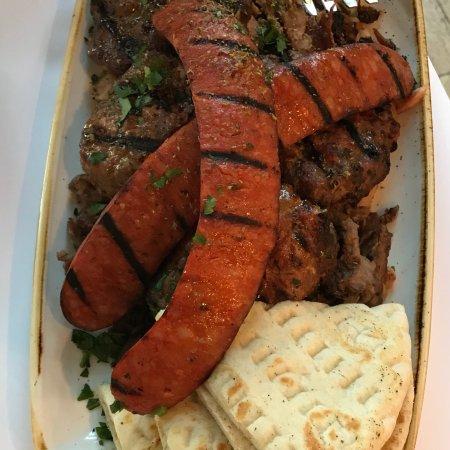 Greek Food Southbank Melbourne