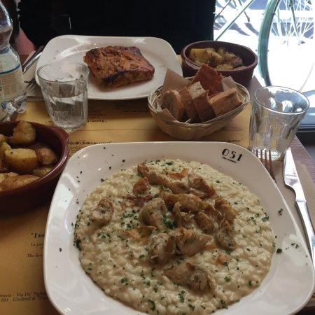 ristorante 051 zerocinquantuno bologna performing - photo#27