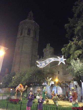 Barrio del Carmen : plaza