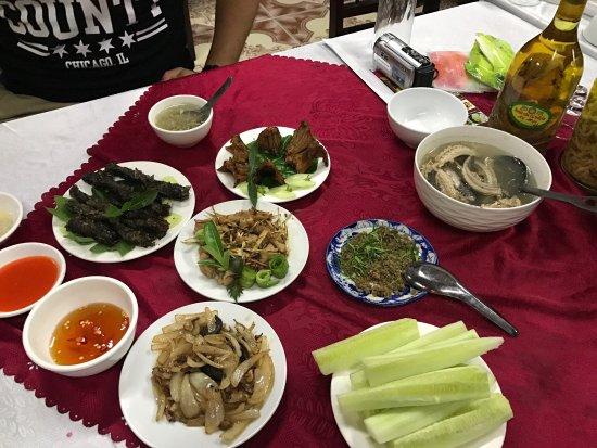 Best Snake Restaurant Hanoi