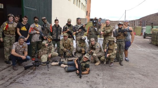Nave 48 Airsoft