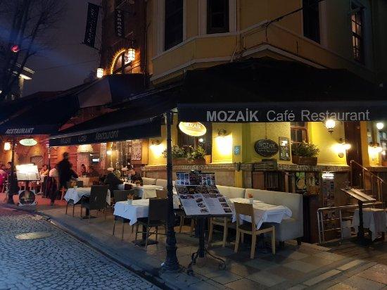 Mozaik Cafe ภาพถ่าย