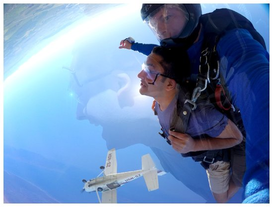 Skydive Cape Town: Skydiving in Capetown...