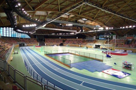 Sportanlage Picture Of Centre National Sportif Et Culturel D Coque