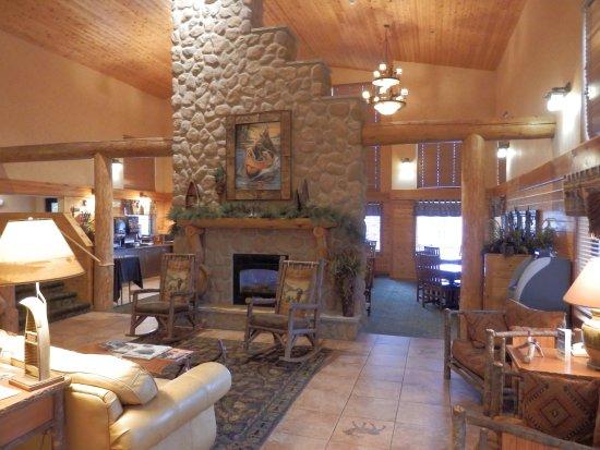 Best Western Plus Kelly Inn Suites De Lobby