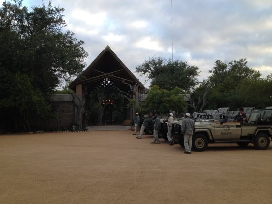卡帕瑪南營山林小屋照片
