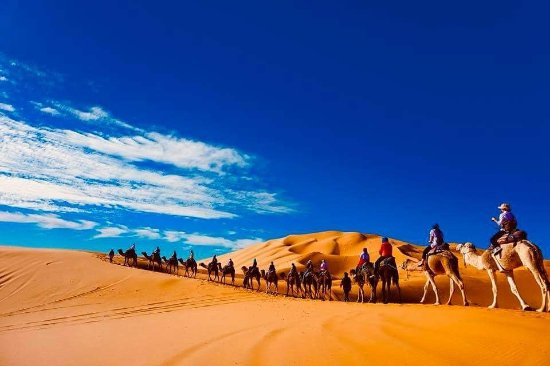 Travel At Morocco
