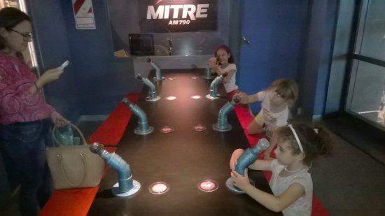 Museo de los Ninos: Estação de rádio - Museo de Los Niños