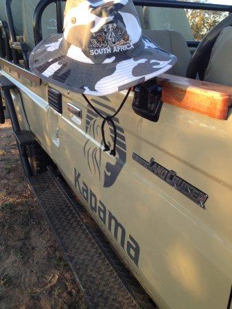 Kapama Southern Camp: Kapama game drive vehicle