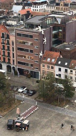 MAS - Museum aan de Stroom: umas das imagens do último andar