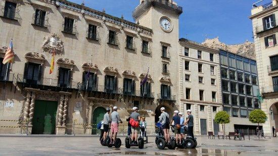 Segway Alicante