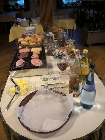 Markgroeningen, Germany: Frühstück
