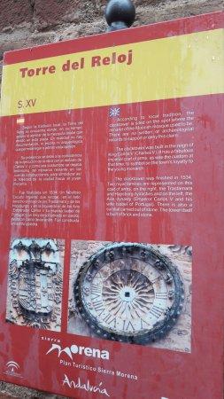Andujar, Ισπανία: Torre del Reloj, en Andújar