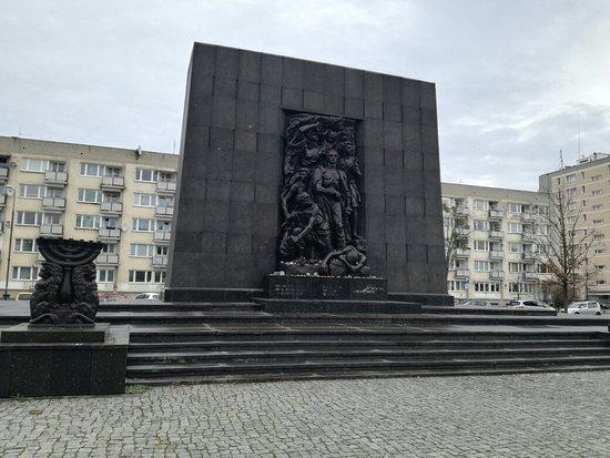 Jewish Ghetto Memorial : IMG_20180101_104550_large.jpg