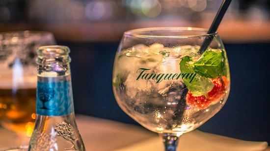 Montignies-Saint-Christophe, Belgique : Bar à cocktails & Gin tonics !