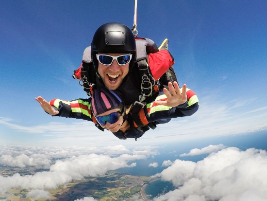 Bridlington, UK: Tandem Skydive
