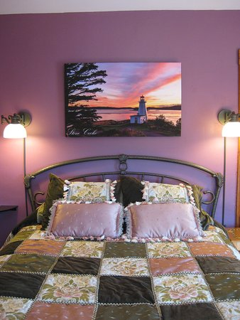 Bocabec, كندا: Bayview Room
