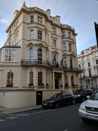 Kensington House Hotel: IMG_20180117_155622_large.jpg