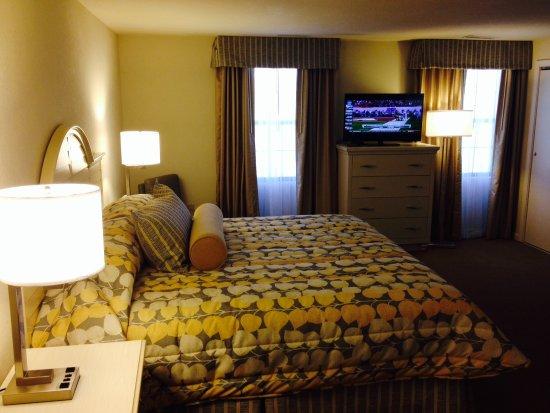 Sea Mist Resort : Recently Renovated Townhouse bedroom