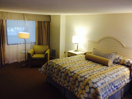 Sea Mist Resort : Recently Renovated Townhouse Bedroom View #2