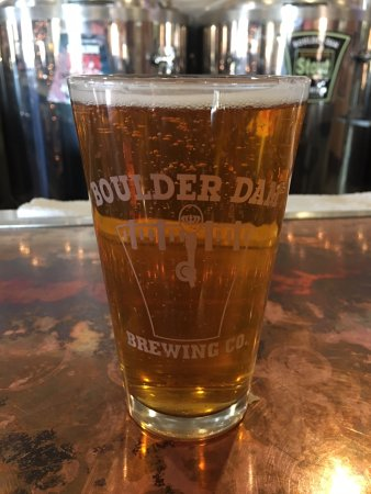 Boulder Dam Brewing Company: Pale