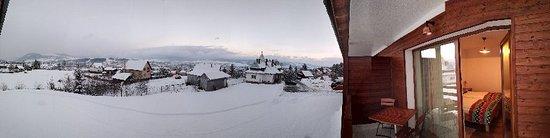 Toplita, Romania: Pensiunea Banffy