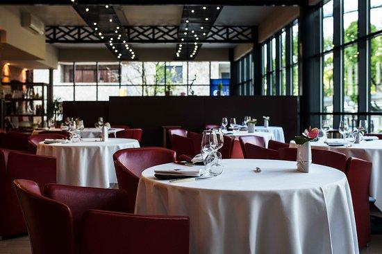 Maison Decoret: Salle de restaurant