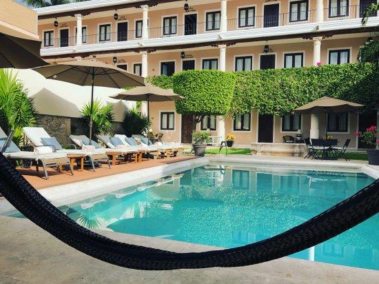 Hotel casa lucia desde 1 507 m rida yucat n for Hoteles en merida con piscina