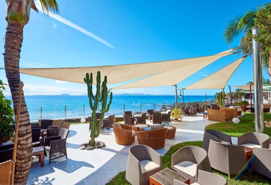 Marea Terraza Lounge Bar Playa Blanca Restaurant Reviews