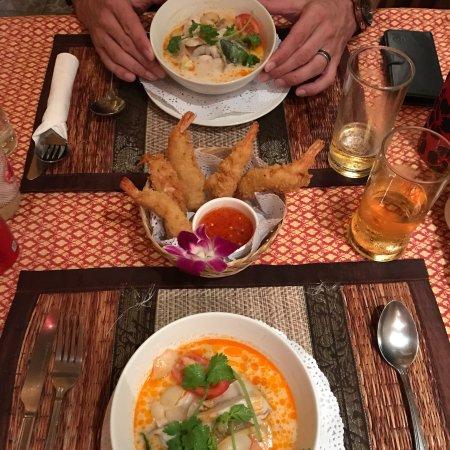 Super leckers thai essen