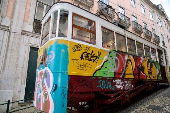 Lisbon Tram & Funicular Network: Tram