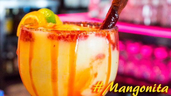 Mendota Heights, MN: We have one of the best margaritas in town.