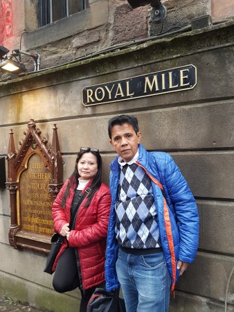 Milla Real: Royal Mile