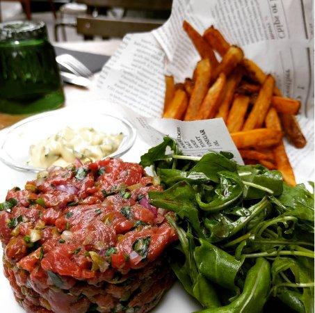Restaurant le point zero dans paris avec cuisine fran aise - Restaurant cuisine francaise paris ...