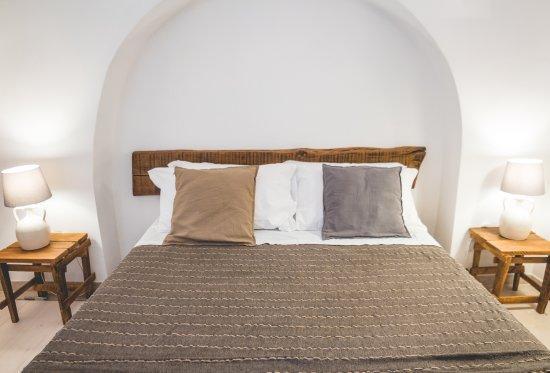 Trullo camera da letto - Bild von Trullieu Guesthouse ...