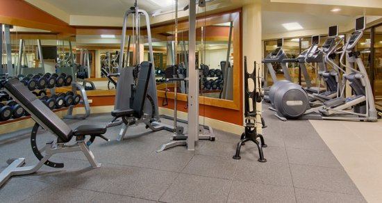 Bloomingdale, IL: Fitness Center