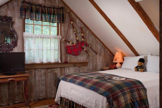 Warren, VT: The Highland Room