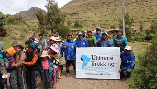 Ultimate Trekking Peru