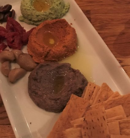 Carmel Kitchen Wine & Bar: Mezze Platter